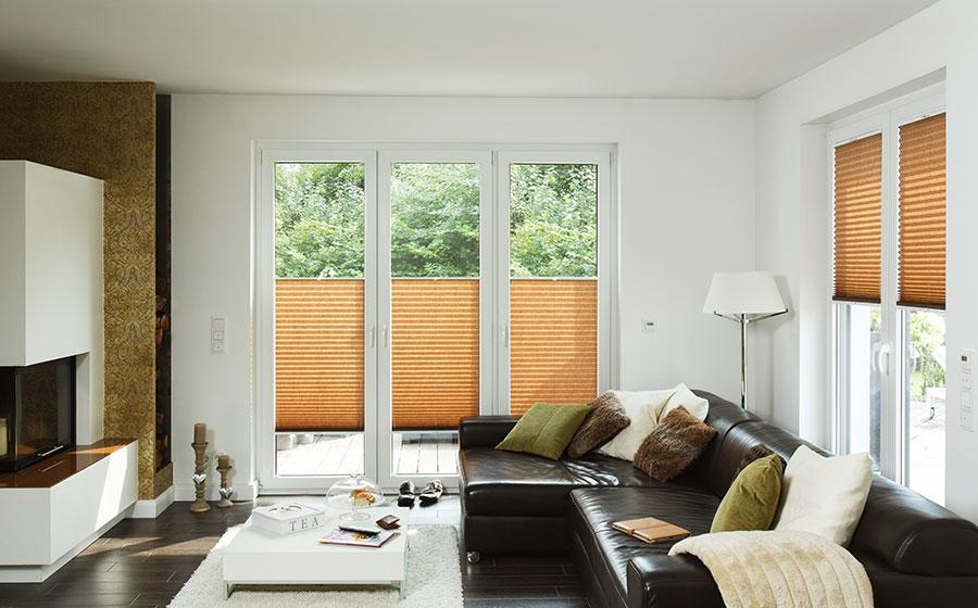Sonnenschutz Und Sichtschutz Fuer Fenster Und Tueren